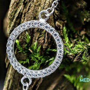 Zlatnictví Medusa - náramek na ruku šperky
